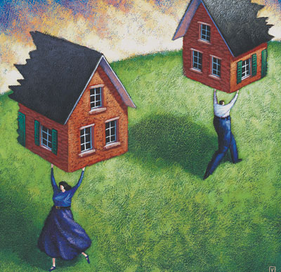 Брачное соглашение о разделе имущества супругов